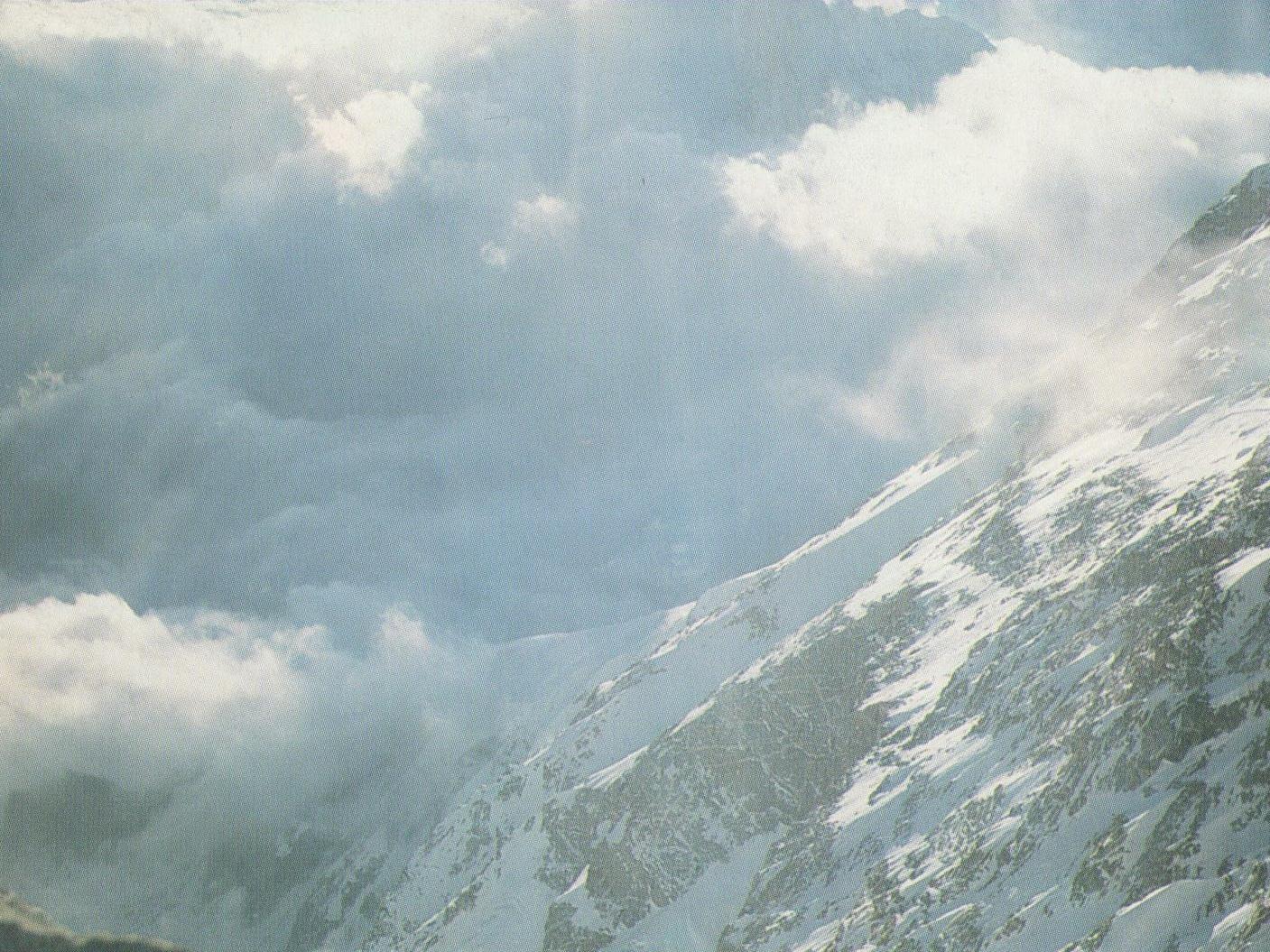 Виды на юг с вершины Главная Канченджанга