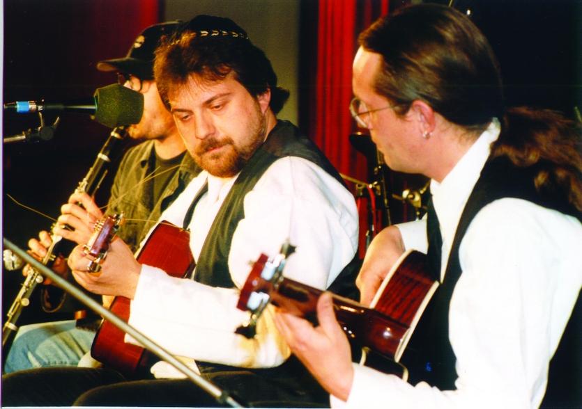 Канцэрт «Народнага альбома» ў Беластоку, 1998 год