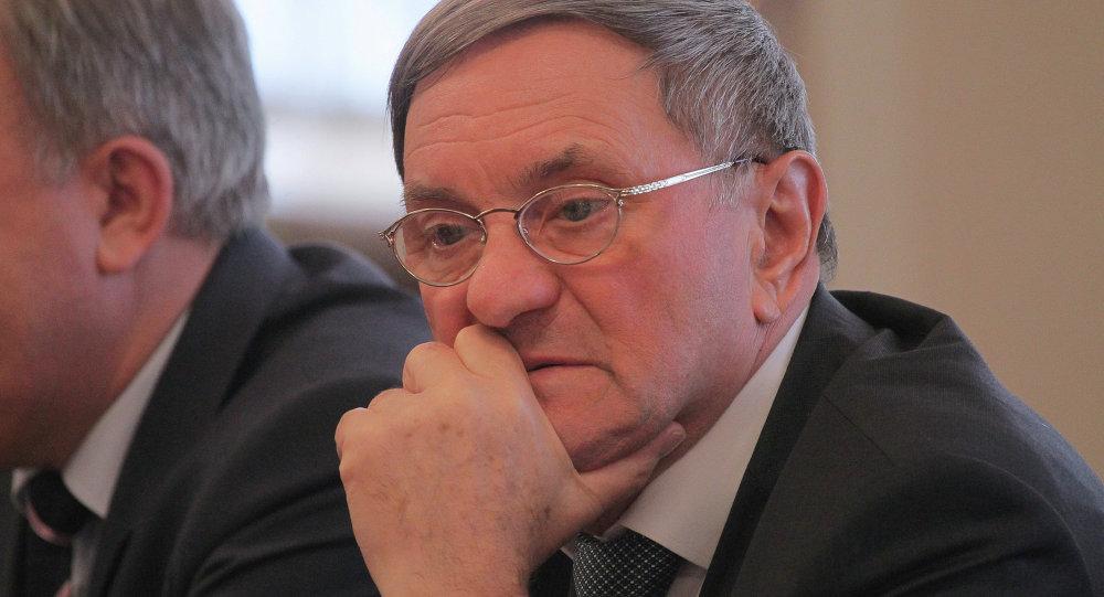 Петр Прокопович оставался председателем правления Национального банка Республики Беларусь до 2011-го, то есть около 13 лет. Награжден званием «Герой Беларуси» (в 2006-м). Фото: Виктор Толочко